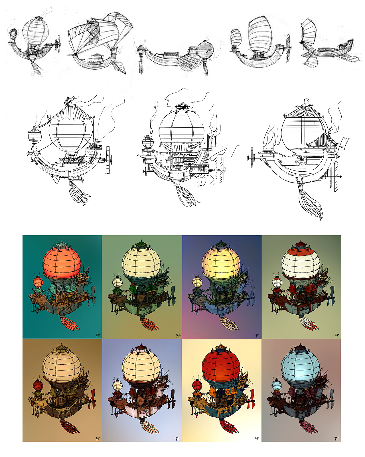Design Process for Vehicle Design for Golden Gear Games