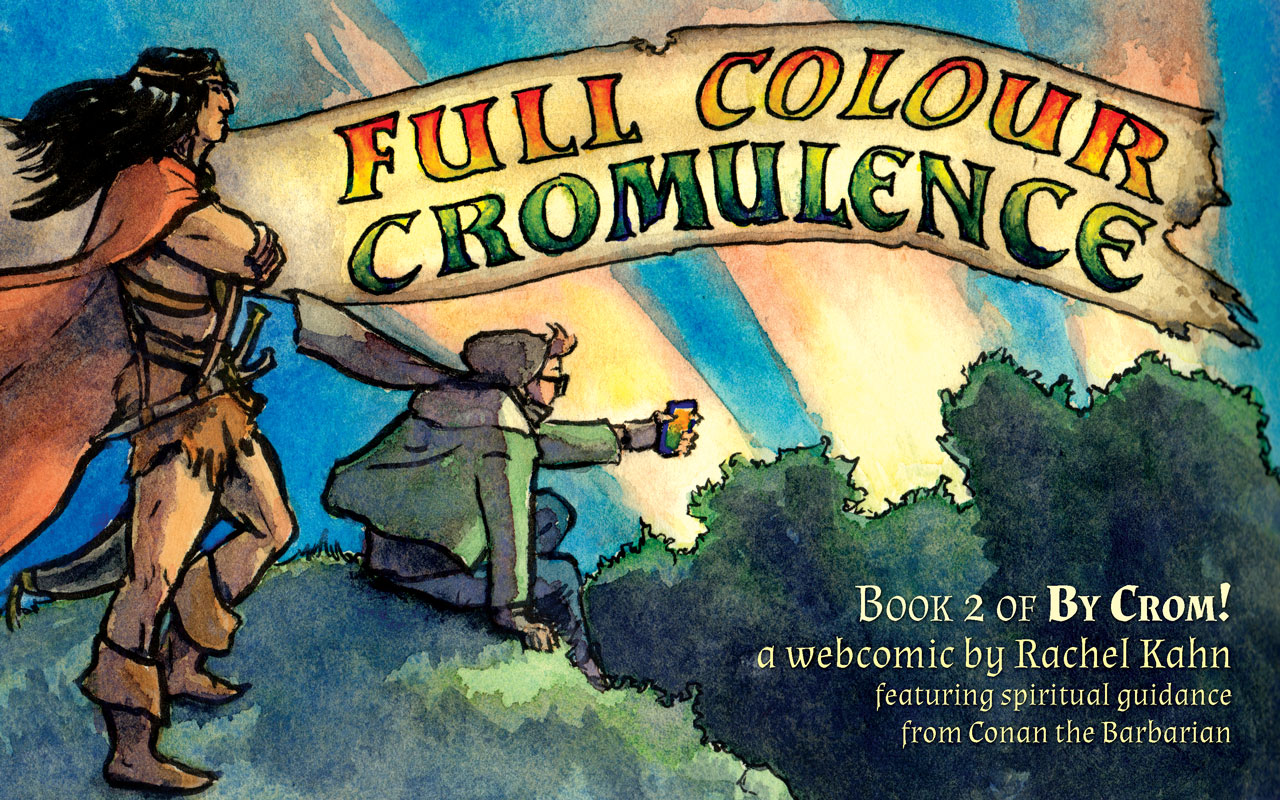 Full Colour Cromulence Cover