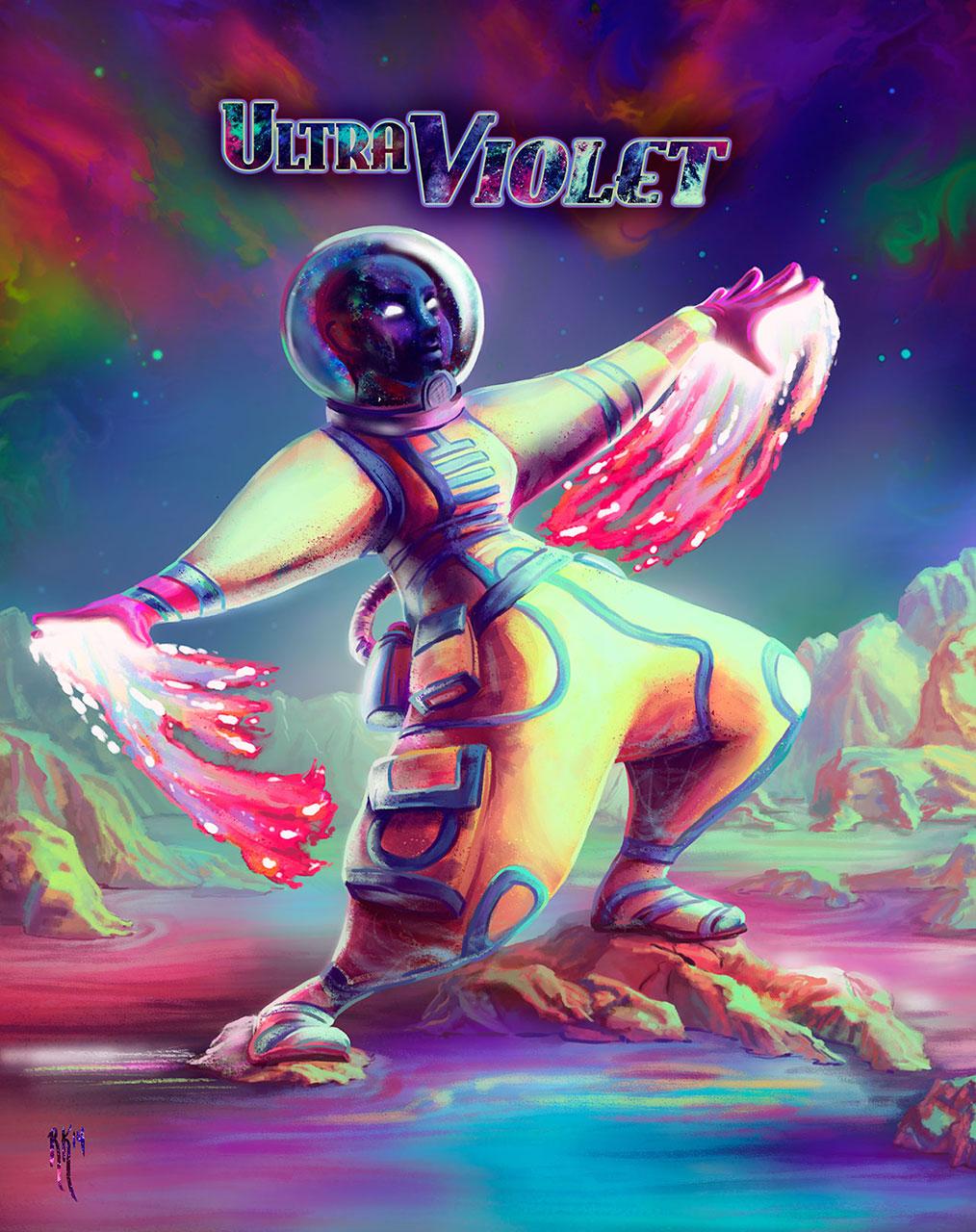 Ultra Violet!