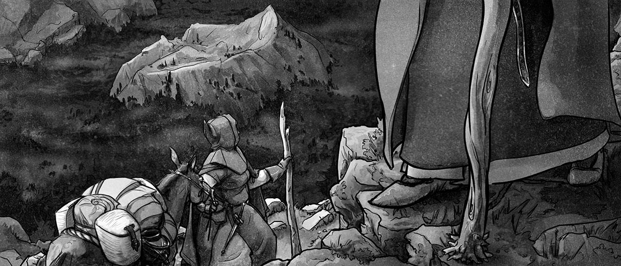 Mythic Locations - Cursewood