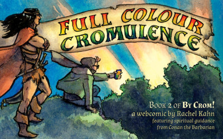 Full Colour Cromulence Cover