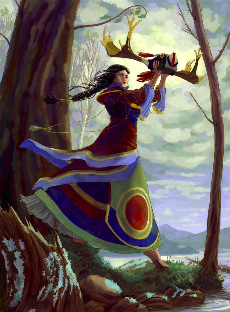 Queen of the Swamplands