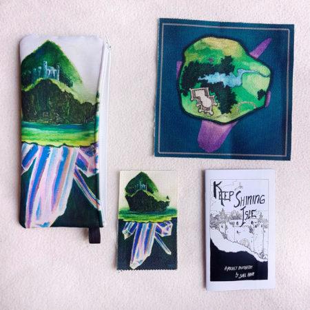 Pocket Dungeon 1: Keep on the Shining Isle