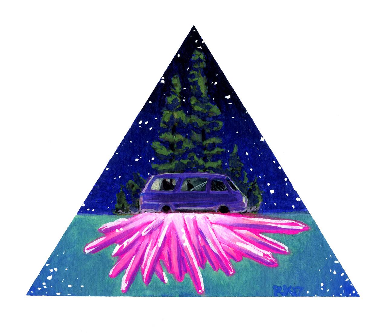 Road Trip Crystal Island