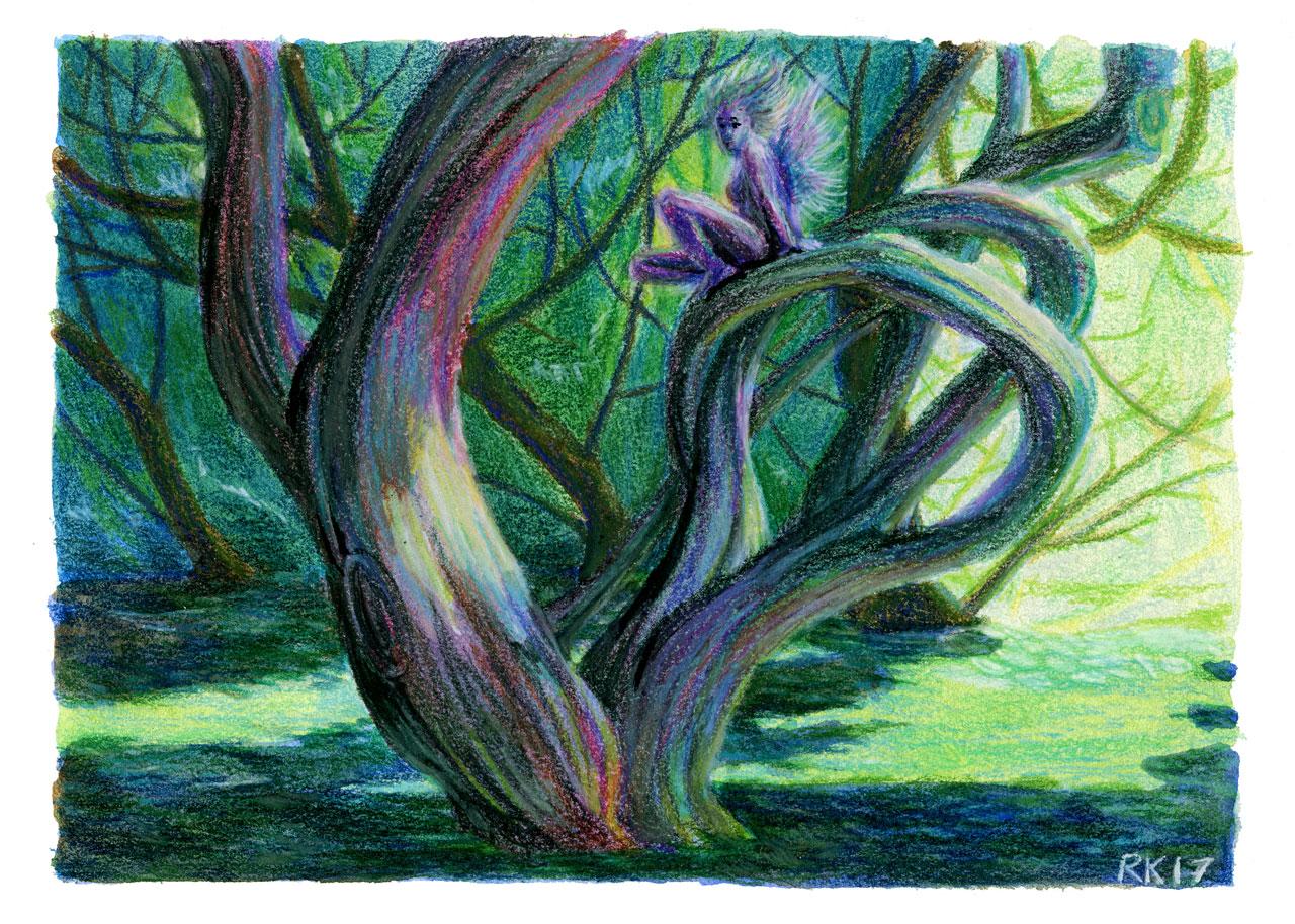 Shimmering Grove